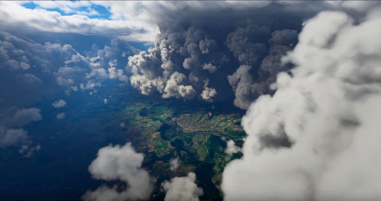 Así lucen las ciudades más bellas del mundo en Microsoft Flight Simulator