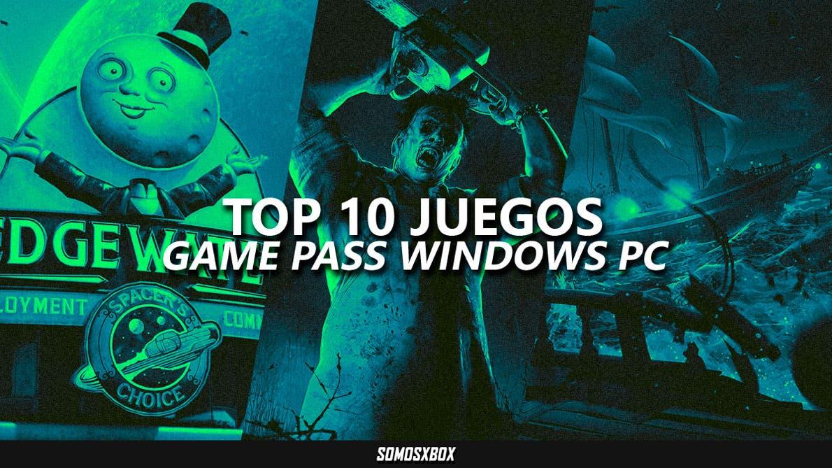 10 juegos de Xbox Game Pass en PC 1