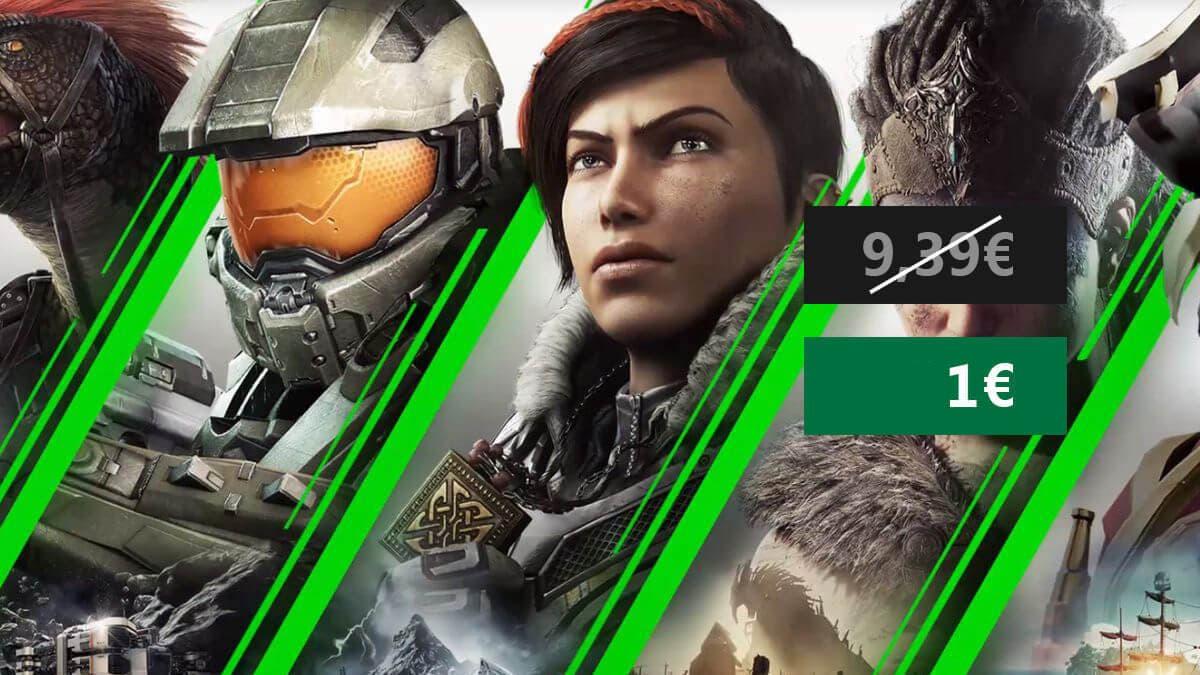 ¡Súper oferta de tres meses de Xbox Game Pass Ultimate! 15