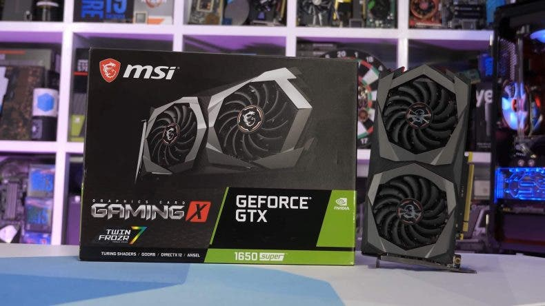 Así rinde la nueva Nvidia GeForce GTX 1650 Super en los juegos actuales 1