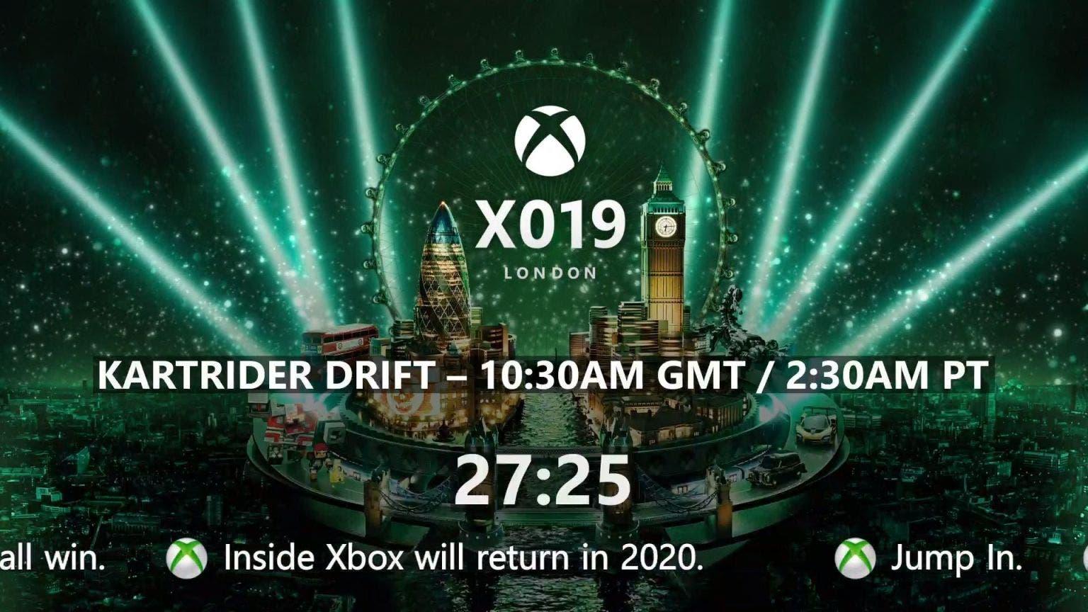 No habrá más programas de Inside Xbox este año