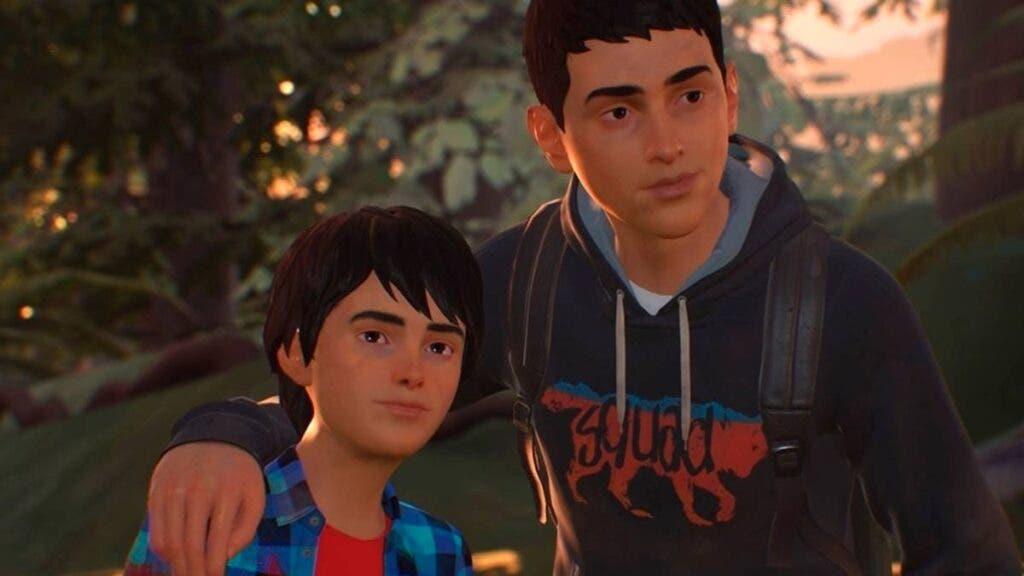 Entrevista a los protagonistas de Life is Strange 2, Roman George y Gonzalo Martín, y el director de doblaje, Phil Bache. 2