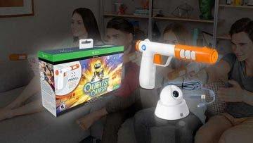 El accesorio ideal para nostálgicos, la pistola MARS LIGHTCON compatible con Xbox One 8