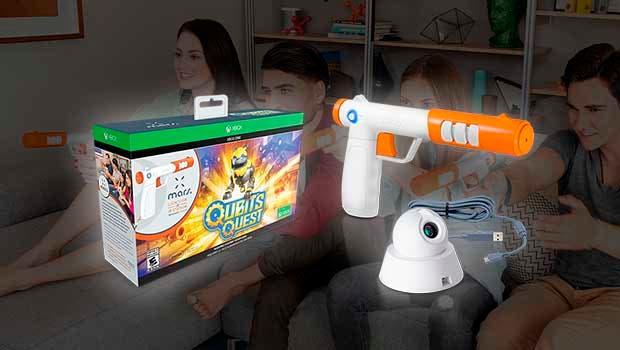 El accesorio ideal para nostálgicos, la pistola MARS LIGHTCON compatible con Xbox One 1