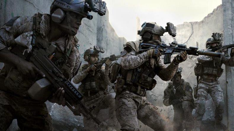 "Call of Duty Modern Warfare corregira el exploit del ""slide cancel"""
