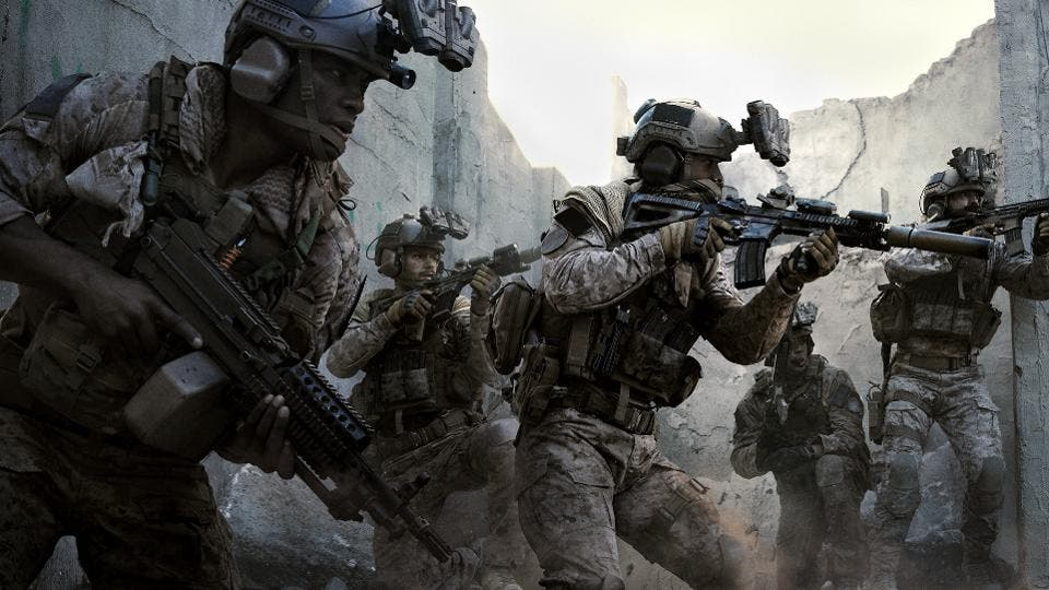 "Call of Duty Modern Warfare corregira el exploit del ""slide cancel"""
