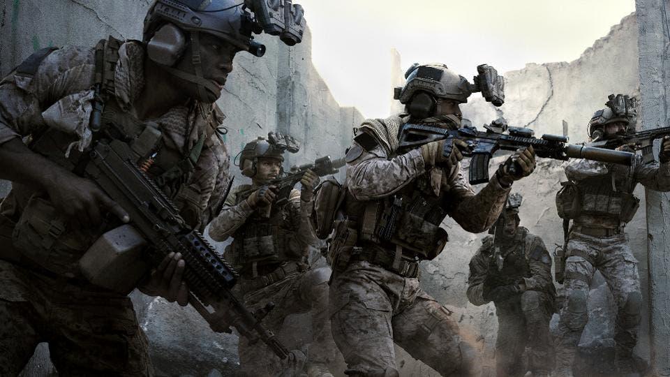 Call of Duty Modern Warfare podría recibir hasta 38 mapas nuevos 12