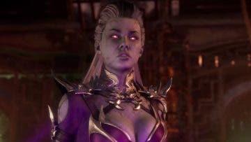 Mortal Kombat 11 presenta un gameplay protagonizado por Sindel 6