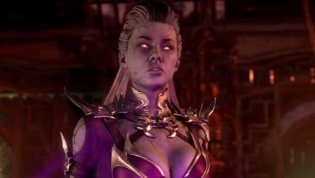 Mortal Kombat 11 presenta un gameplay protagonizado por Sindel 8