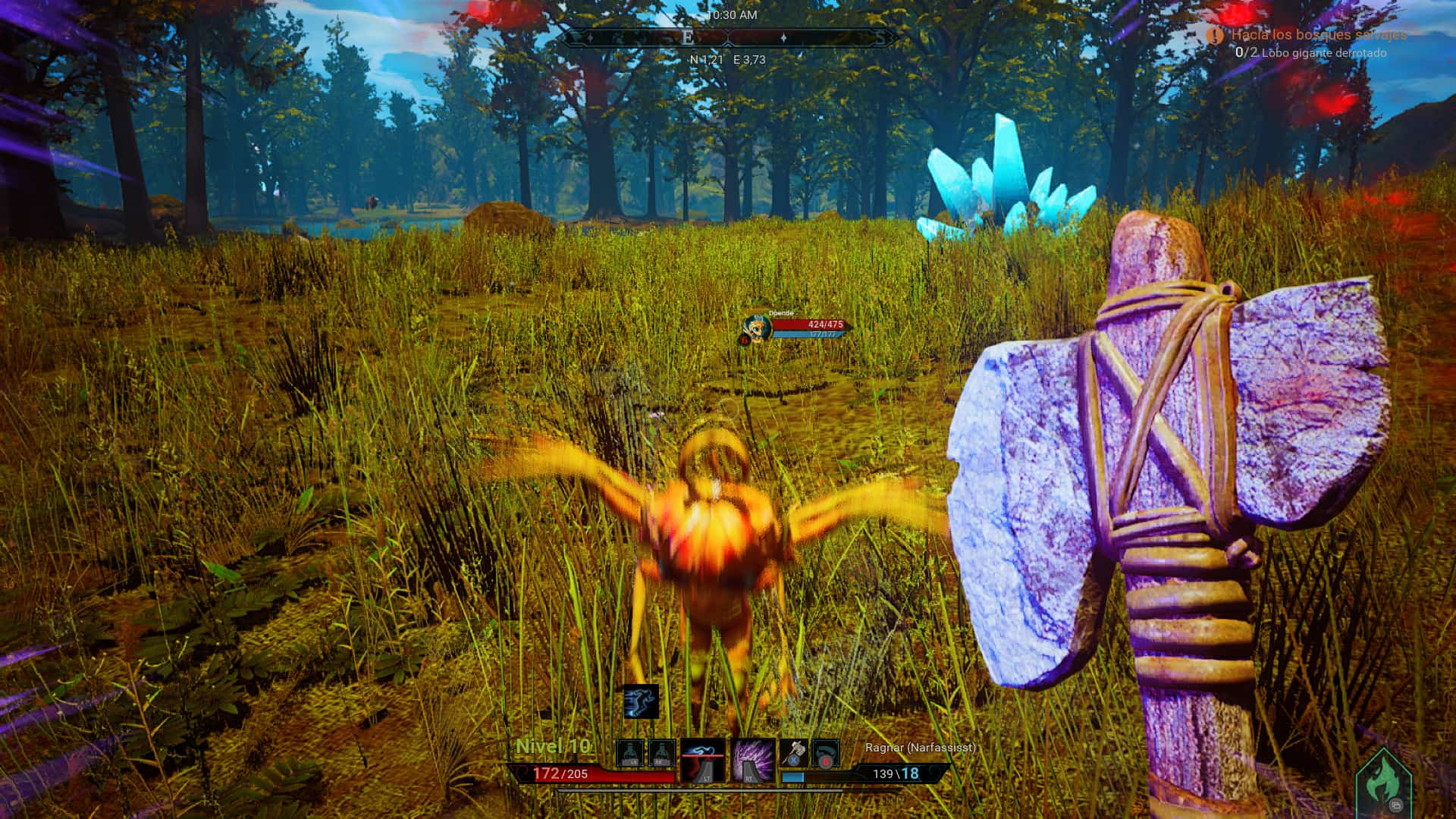 Análisis de Citadel: Forged with Fire para Xbox One 3