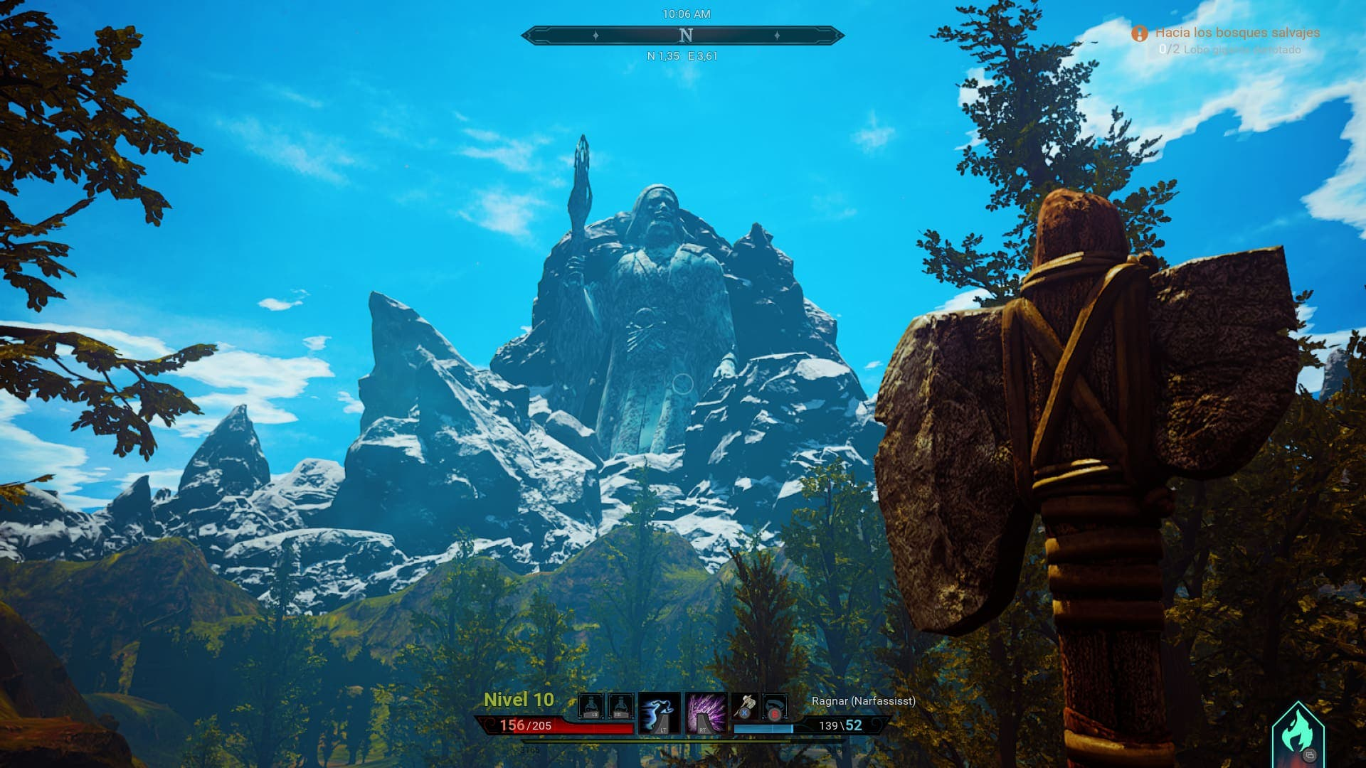 Análisis de Citadel: Forged with Fire para Xbox One 1
