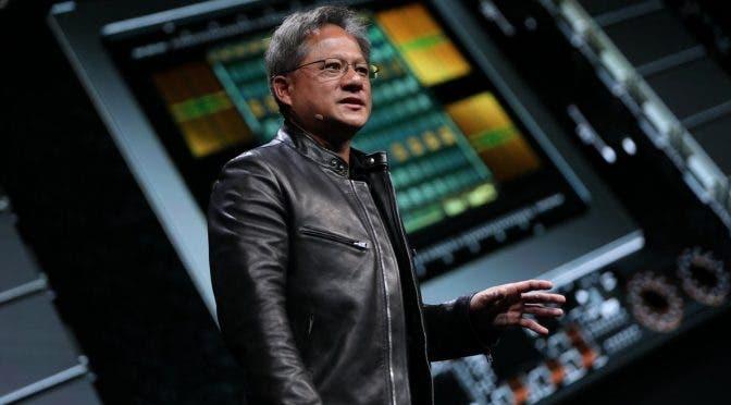 """El CEO de Nvidia comenta que los portátiles se convertirán en la """"mayor plataforma de consolas del mundo"""" 1"""