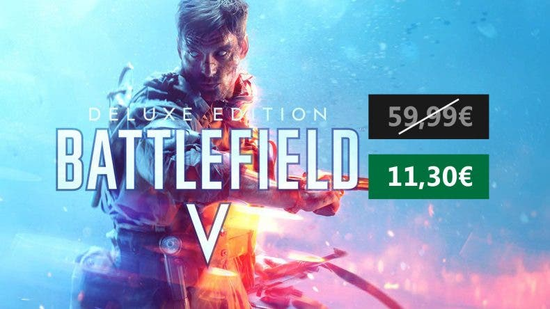 Oferta Battlefield V Deluxe Edition Xbox One 1