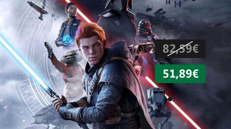 Oferta Star Wars Jedi: Fallen Order Deluxe Edition Xbox One 1