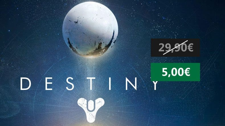 Oferta Destiny Xbox One 1