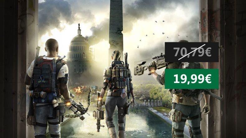 Consigue The Division 2 Xbox One a un gran precio 1