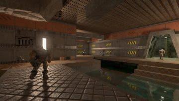 Así luce Quake 2 RTX tras su última actualización que mejora el Ray Tracing 5