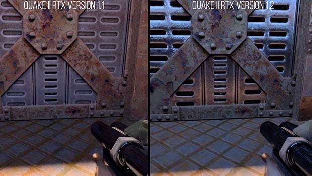 Así luce Quake 2 RTX tras su última actualización que mejora el Ray Tracing 2