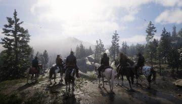 Comparan Red Dead Redemption 2 entre PC y las consolas más potentes 21