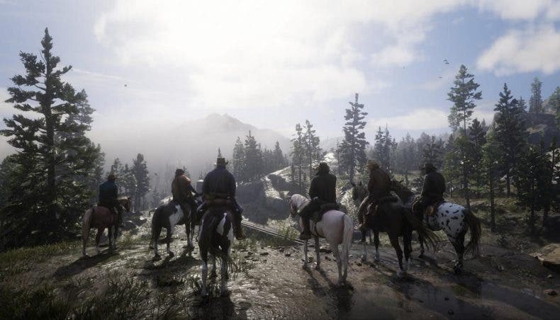 Comparan Red Dead Redemption 2 entre PC y las consolas más potentes 1