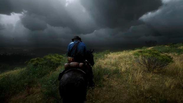 Red Dead Redemption 2 se ve salvaje gracias al fotorrealismo y el Ray Tracing 1