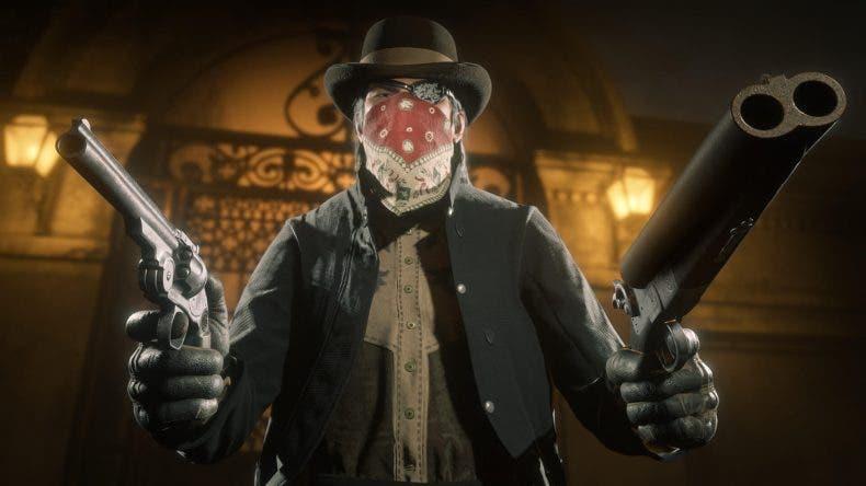 Ya disponible el kit de cazarrecompensas gratis en Red Dead Online 1