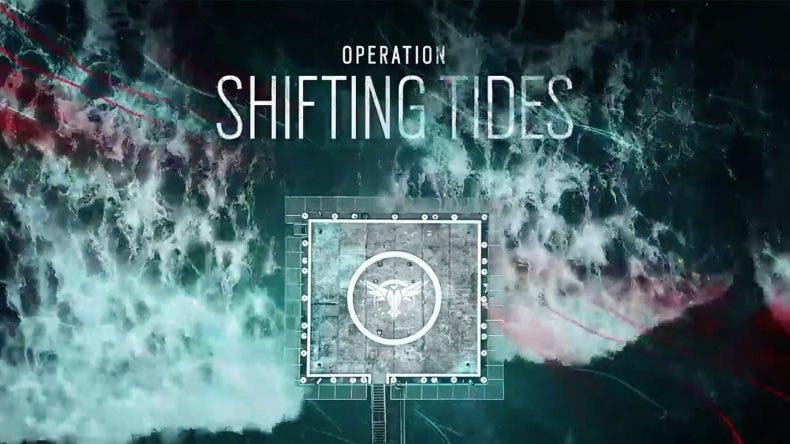 Operation Shifting Tides de Rainbow Six Siege traerá importantes cambios 1
