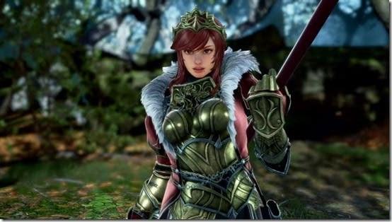 SoulCalibur VI presenta a una nueva luchadora