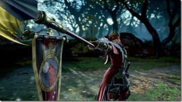 SoulCalibur VI presenta a una nueva luchadora 4