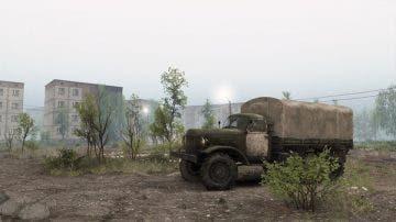 Conduce por Chernobyl gracias a la próxima expansión de Spintires 6