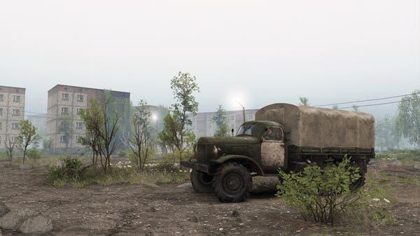 Conduce por Chernobyl gracias a la próxima expansión de Spintires 12