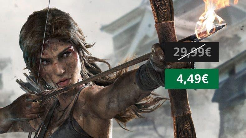 Consigue Tomb Raider GOTY Edition PC a un precio increíble 1