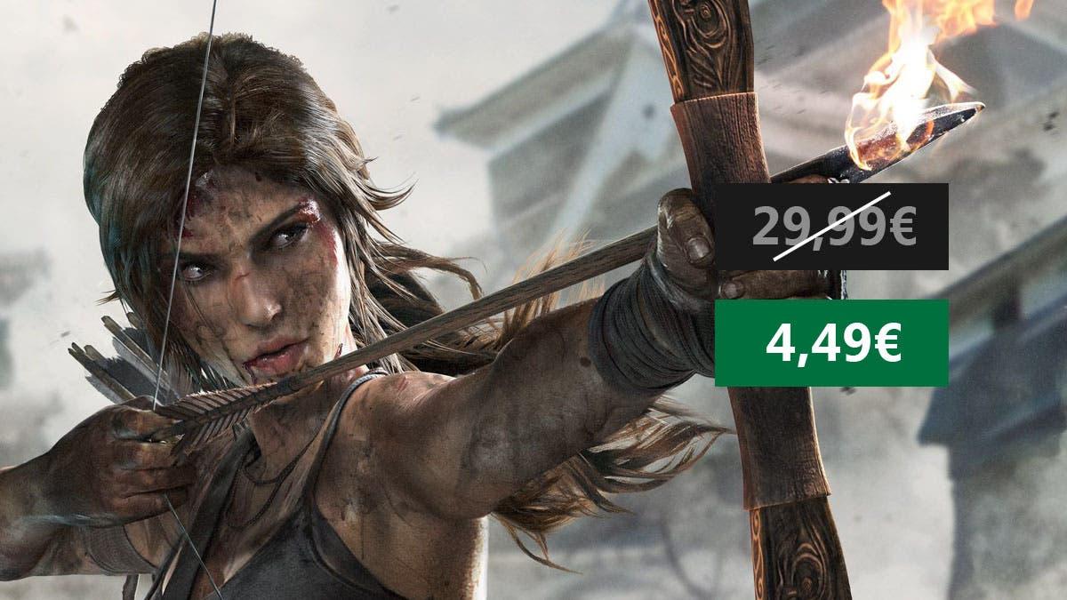 Consigue Tomb Raider GOTY Edition PC a un precio increíble 16