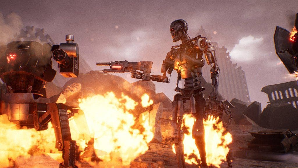 Análisis de Terminator Resistance - Xbox One 2