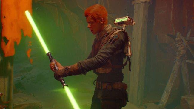 Cómo desbloquear el sable láser doble en Star Wars Jedi Fallen Order 5