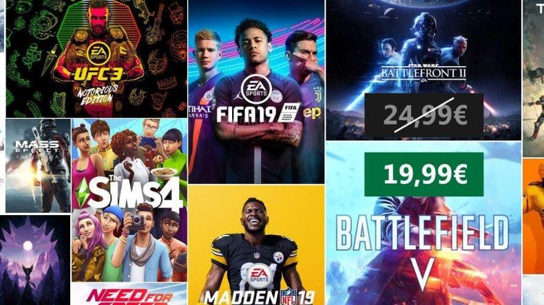 Aprovecha esta oferta de EA Access para Xbox One 1
