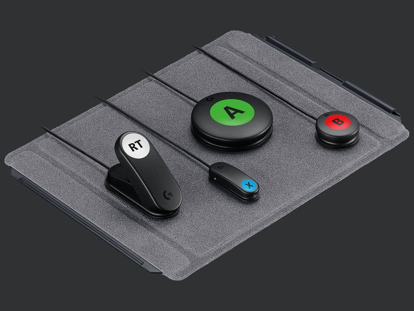 Adaptative Gaming Kit de Logitech para Xbox Adaptative Controller ya disponible 3