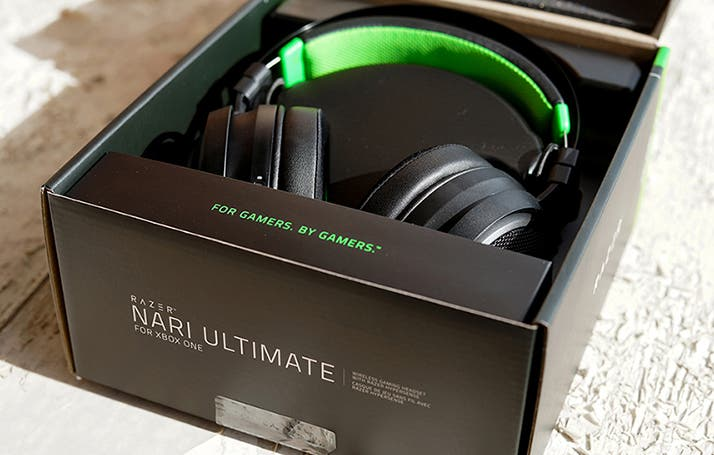 Análisis de los auriculares Razer Nari Ultimate para Xbox One 2