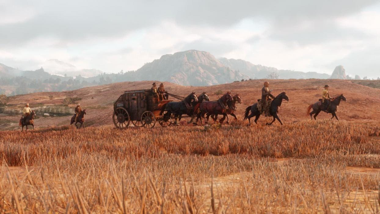 Red Dead Redemption 2 se ve salvaje gracias al fotorrealismo y el Ray Tracing 2