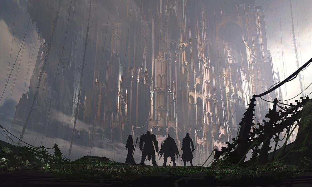 ¿Llegará Babylon's Fall a Xbox One? 12