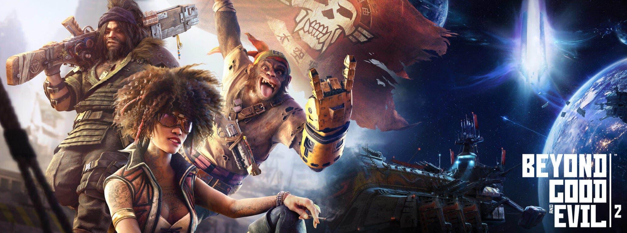 Todo lo que sabemos sobre Beyond Good & Evil 2, la nueva aventura espacial de Ubisoft 2