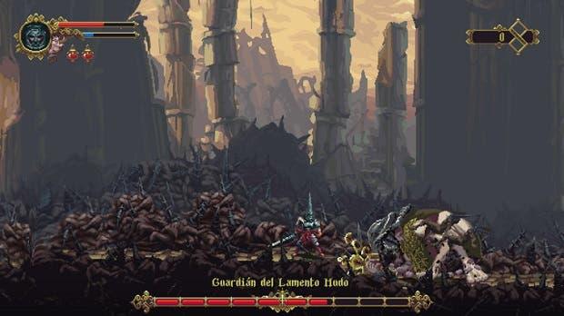 Análisis de Blasphemous - Xbox One 2