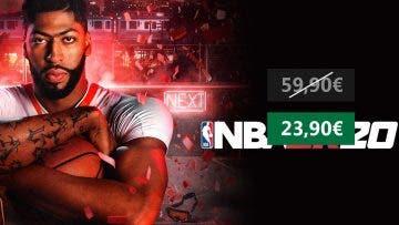 Oferta NBA 2K20 + DLC exclusivo Xbox One 12
