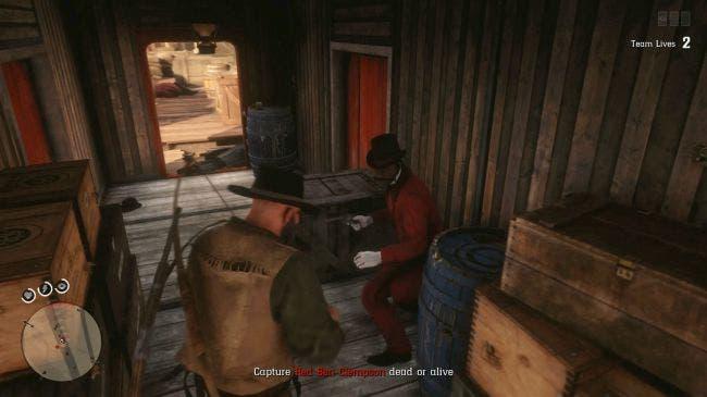 Cómo capturar a Red Ben Clempson en Red Dead Online 4