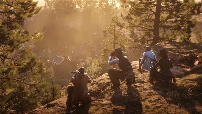 Cómo conseguir dinero rápido en Red Dead Redemption 2 9