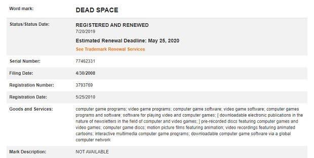 Electronic Arts renueva la saga Dead Space. ¿Llegará a Xbox Scarlett? 2