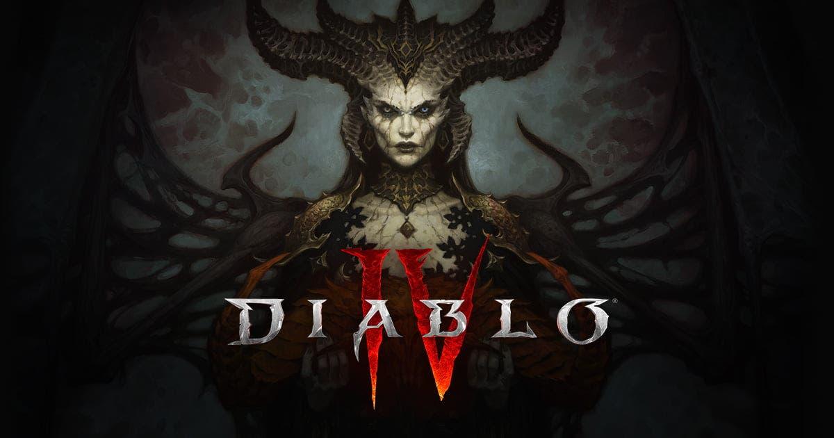 El último tráiler de Diablo 4 muestra su nueva clase y varios segundos de gameplay