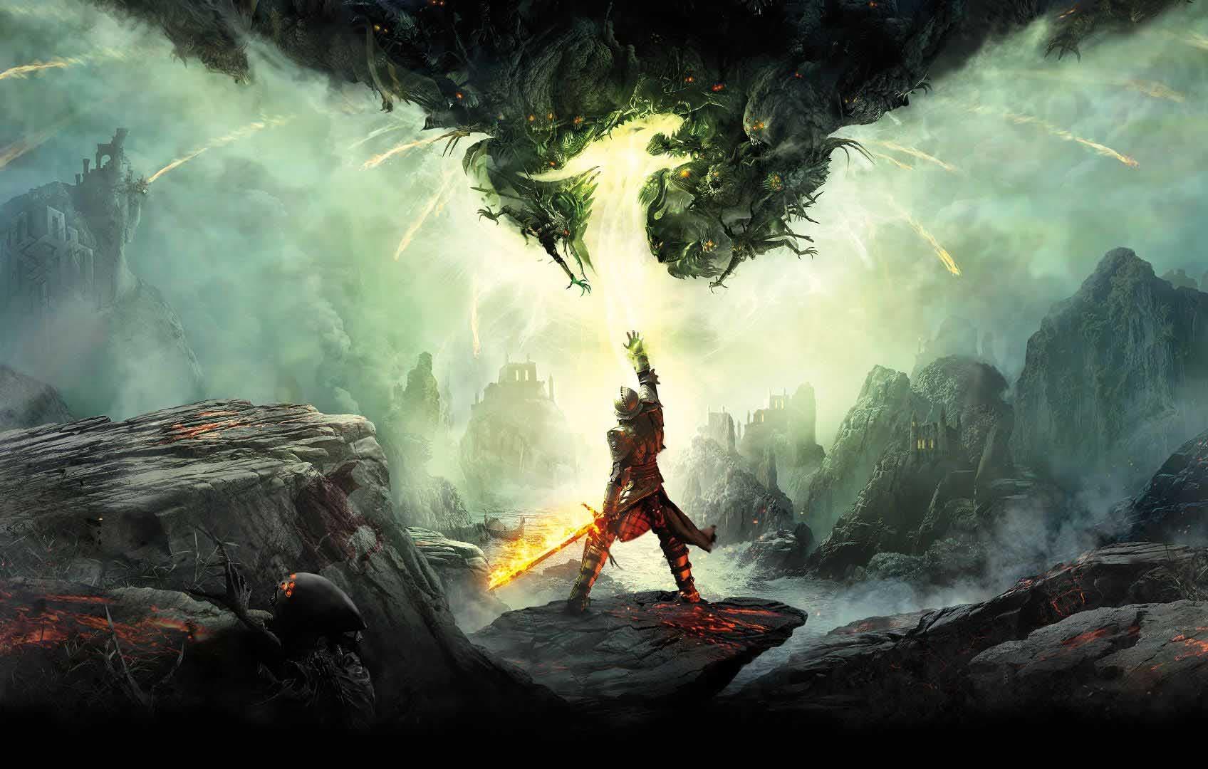 Netflix estaría desarrollando una serie de Dragon Age 2