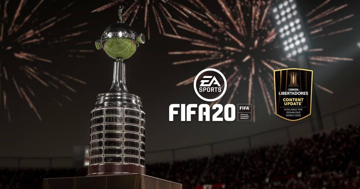 La CONMEBOL Libertadores llegará próximamente a FIFA 20 8