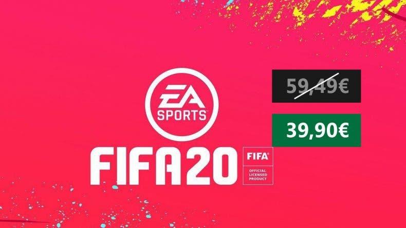 Oferta FIFA 20 para Xbox One 1
